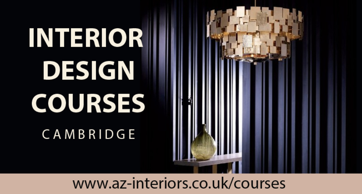 Interior design courses in cambridge for Interior design training